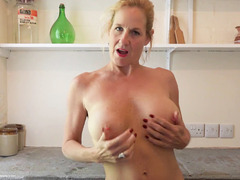 MollyMILF - Wet T-Shirt Pt2 HD Video
