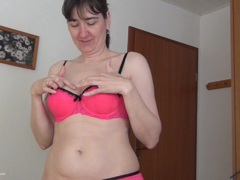 HotMilf - Cum In Holiday Swallow HD Video