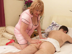 SpeedyBee - Happy Ending Massage Pt1 HD Video