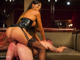VenusLux - Dominating Asian Facialising