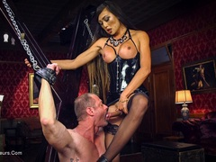 VenusLux - Dominating Asian Facialising Loving Hunk Pt2 HD Video