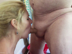 Molly MILF - Wet T-Shirt Pt3 HD Video