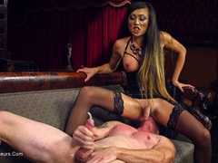 VenusLux - Dominating Asian Facialising Loving Hunk Pt3 HD Video