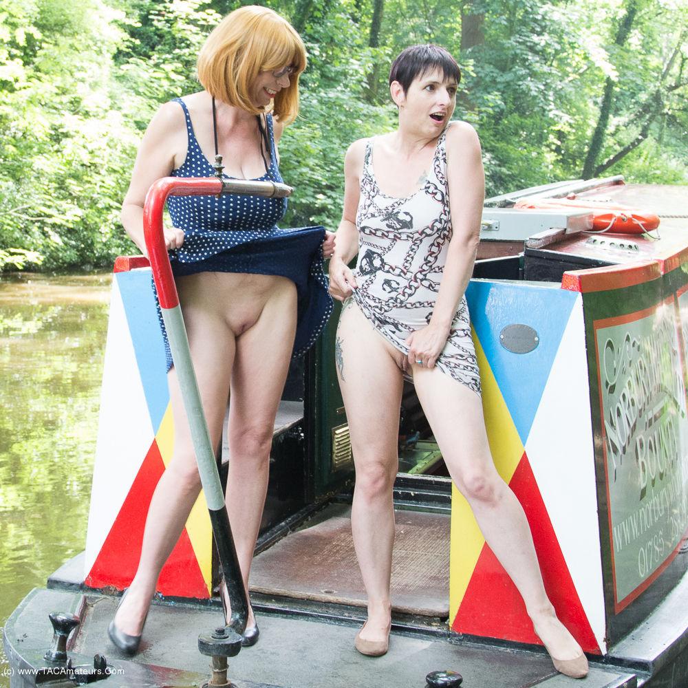 BarbySlut - Barby's Boat Trip Pt2 scene 1