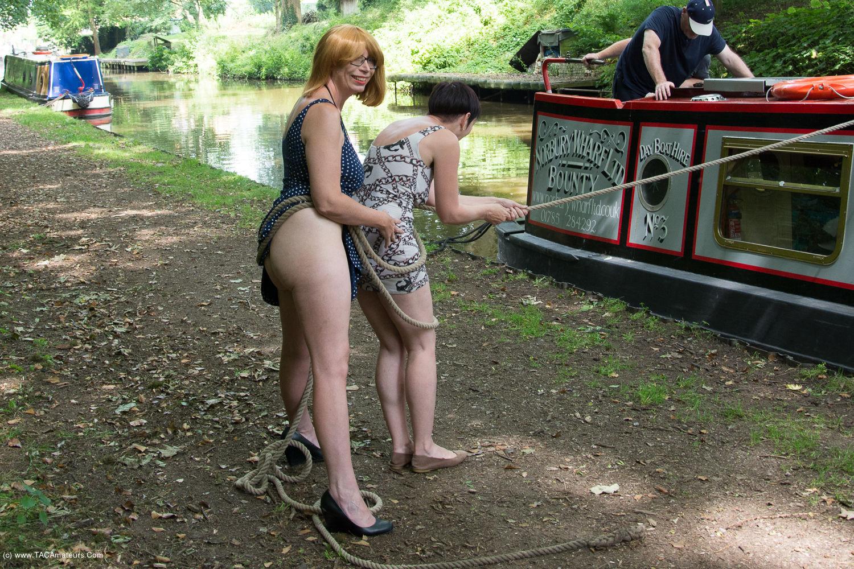 BarbySlut - Barby's Boat Trip Pt2 scene 2