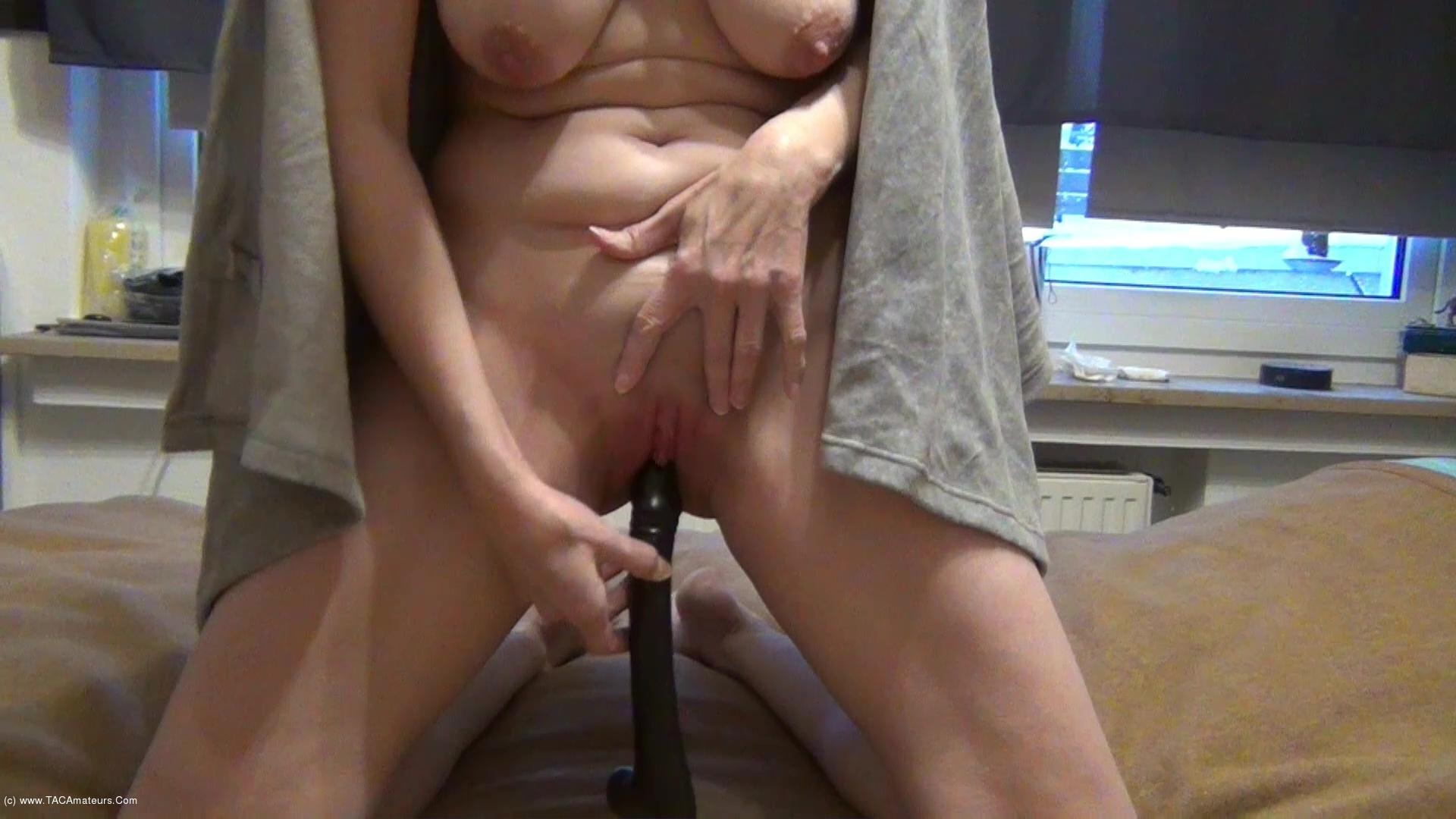 HotMilf - Dildo & Cock scene 3