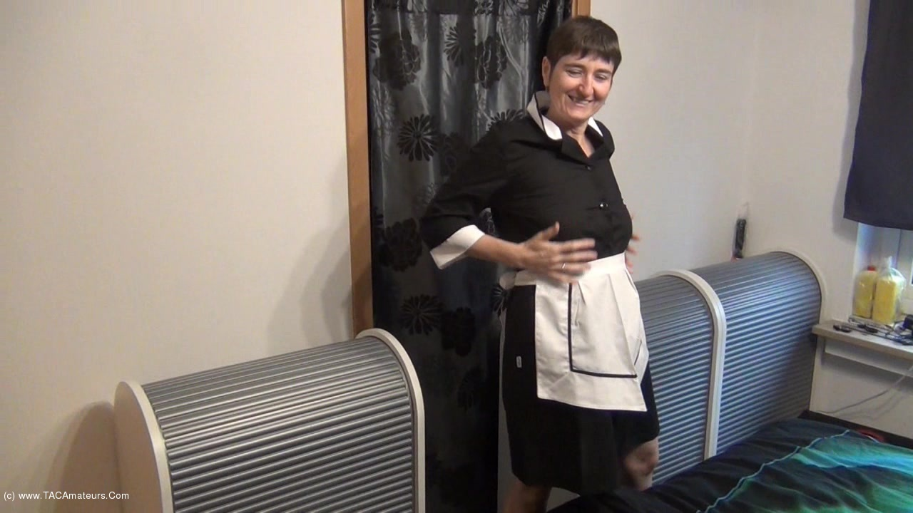 HotMilf - Maid Blowjob scene 1