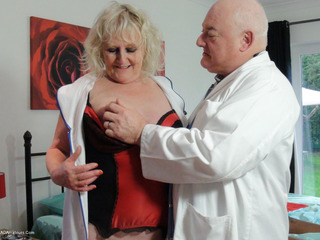 Dirty Doctor - Fucking Nurse Claire Pt1 HD Video