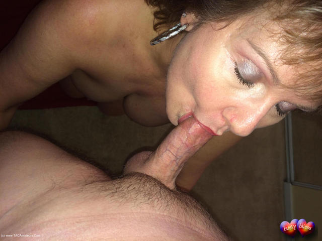 BustyBliss - Cock Sucking  Face Sitting