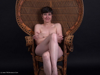 In The Wicker Chair
