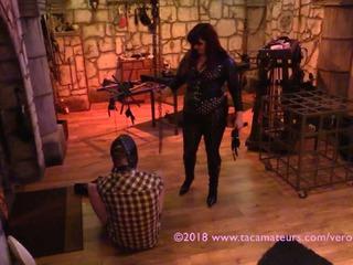 Castle Dungeon BDSM Pt1