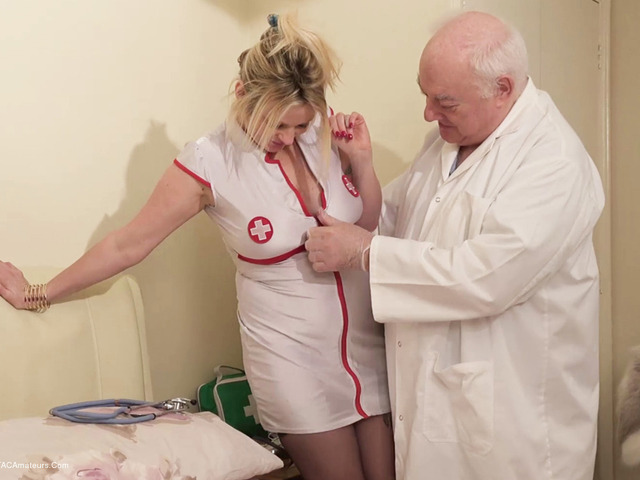 DirtyDoctor - The Dirty Doctor  Nurse Summer Pt1