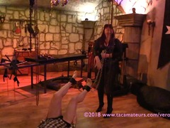 VeronicaJade - Castle Dungeon BDSM Pt2 HD Video