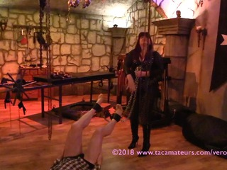 Castle Dungeon BDSM Pt2