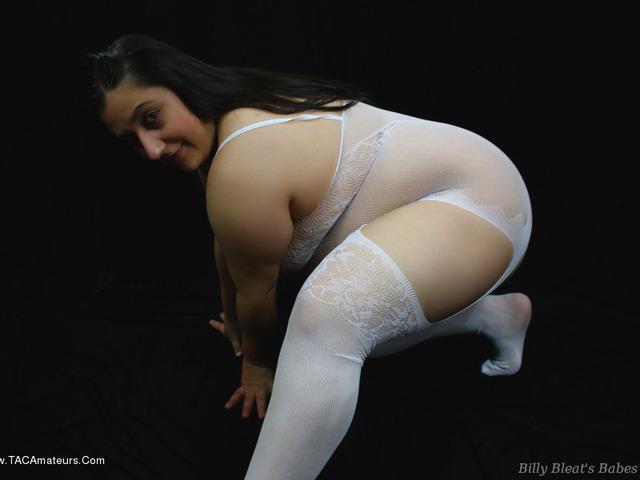 White Body Stocking Pt1
