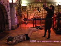 VeronicaJade - Castle Dungeon BDSM Pt3 HD Video