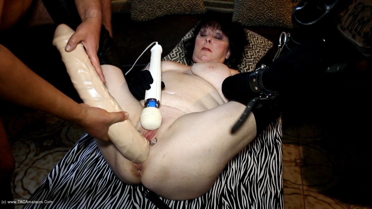 MaryBitch - XXL Dildo Fun scene 0