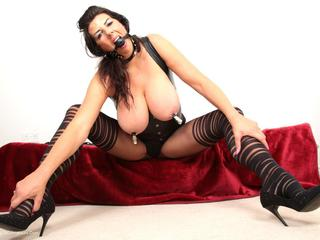LuLu Lush - Bound Picture Gallery