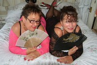 kimsamateurs - Kim & Honey In Lace Free Pic 2