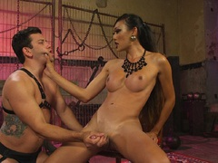 VenusLux - Goddess Venus Punishes Arogant Boy Toy Pt3 HD Video