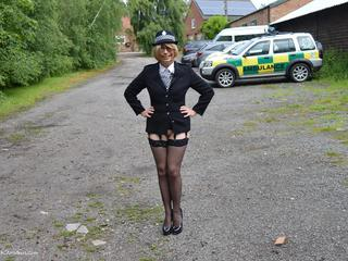 WPC Barby & A Naughty Mot