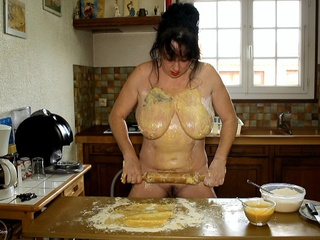 Mary Bitch - The Pastry Cock Slut Pt1 HD Video