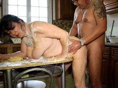 MaryBitch - The Pastry Cock Slut Pt3 HD Video