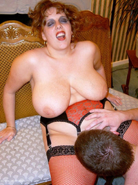 curvyclaire - Fangs For The Mamories Pt3 Free Pic 4