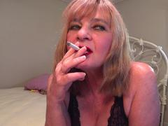 CougarBabeJolee - Milfy Smoking Sexy & Sultry HD Video