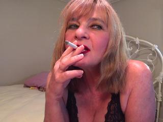 Milfy Smoking Sexy & Sultry