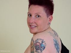 TattooGirl - Black Shirt Pt1 Gallery