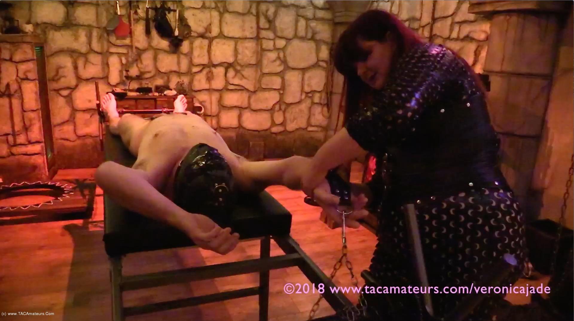 VeronicaJade - Castle Dungeon BDSM Pt7 scene 0