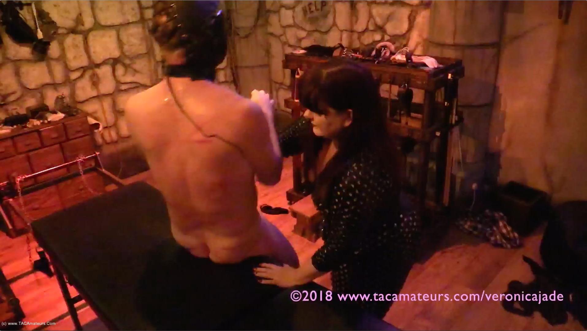 VeronicaJade - Castle Dungeon BDSM Pt7 scene 2