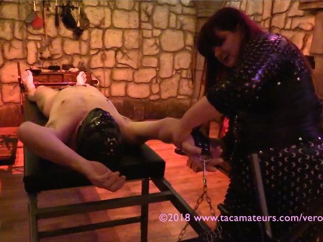 VeronicaJade - Castle Dungeon BDSM Pt7