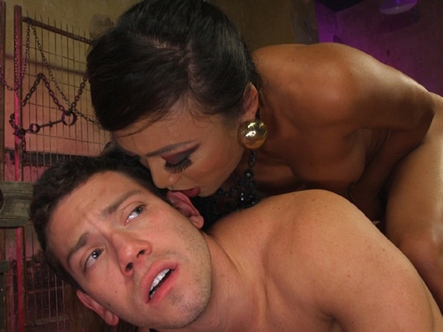 VenusLux - Goddess Venus Punishes Arogant Boy Toy Pt8