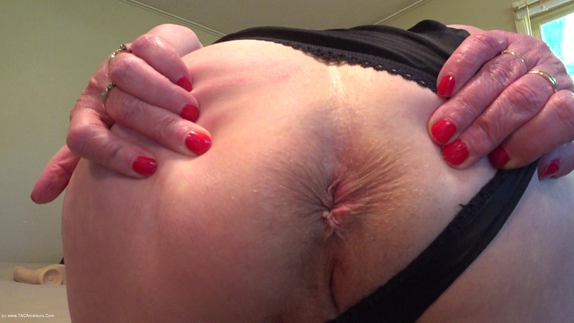 CougarBabeJolee - Arse Lovers Panty Worshipping Fun scene 2