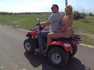 Mallorca Quad Ride Naked Two