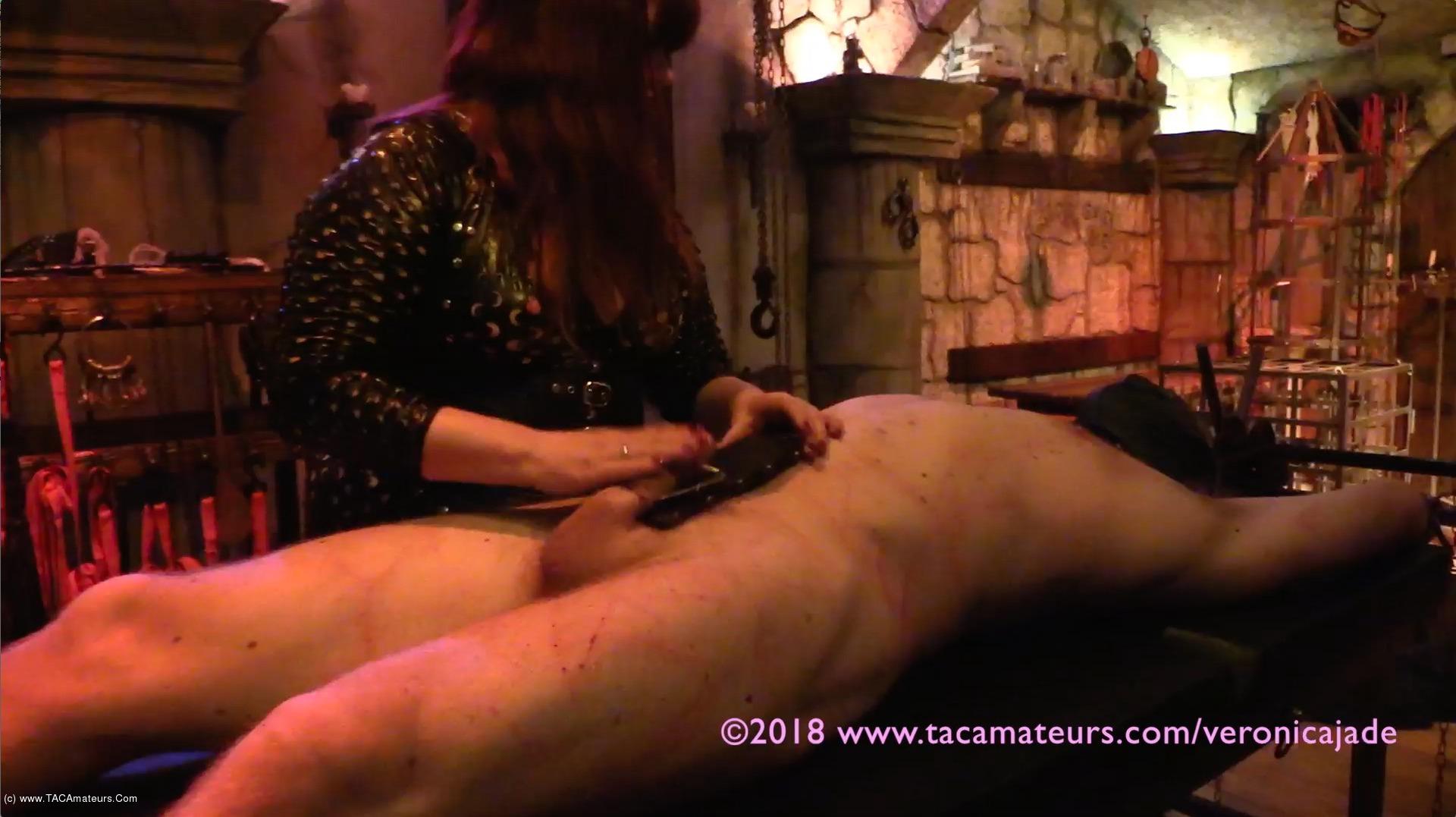 VeronicaJade - Castle Dungeon BDSM Pt8 scene 0