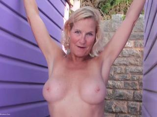 Molly MILF - Early Morning Walk HD Video