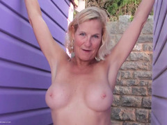 MollyMILF - Early Morning Walk HD Video