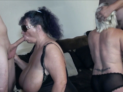 KimsAmateurs - Kim & Hillie's Bukake Fun HD Video