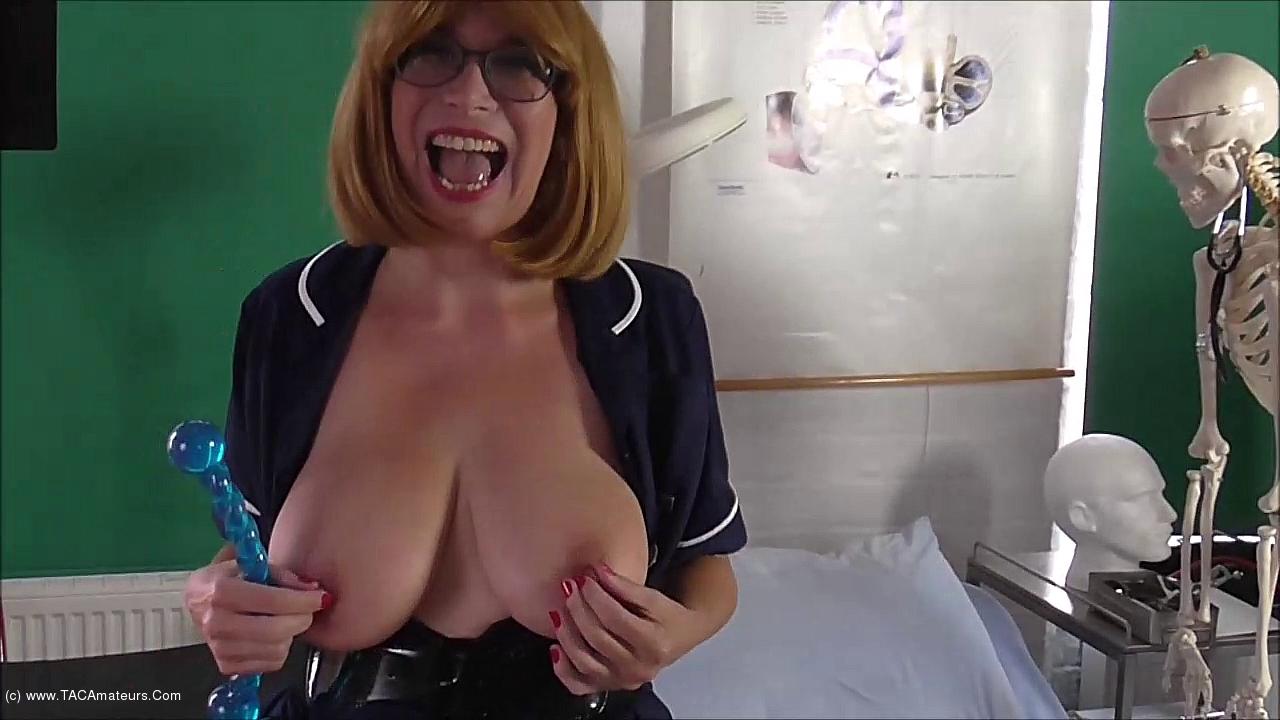 BarbySlut - Nurse Barby & Her Toy scene 0