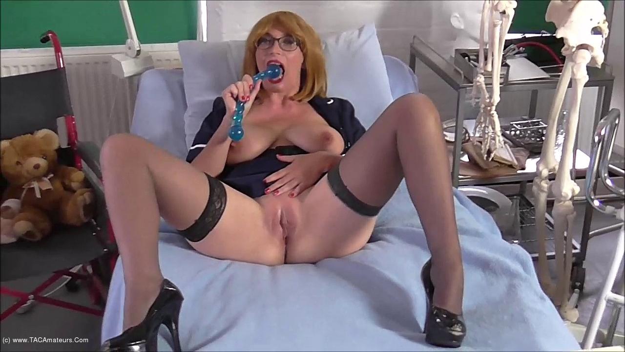 BarbySlut - Nurse Barby & Her Toy scene 2