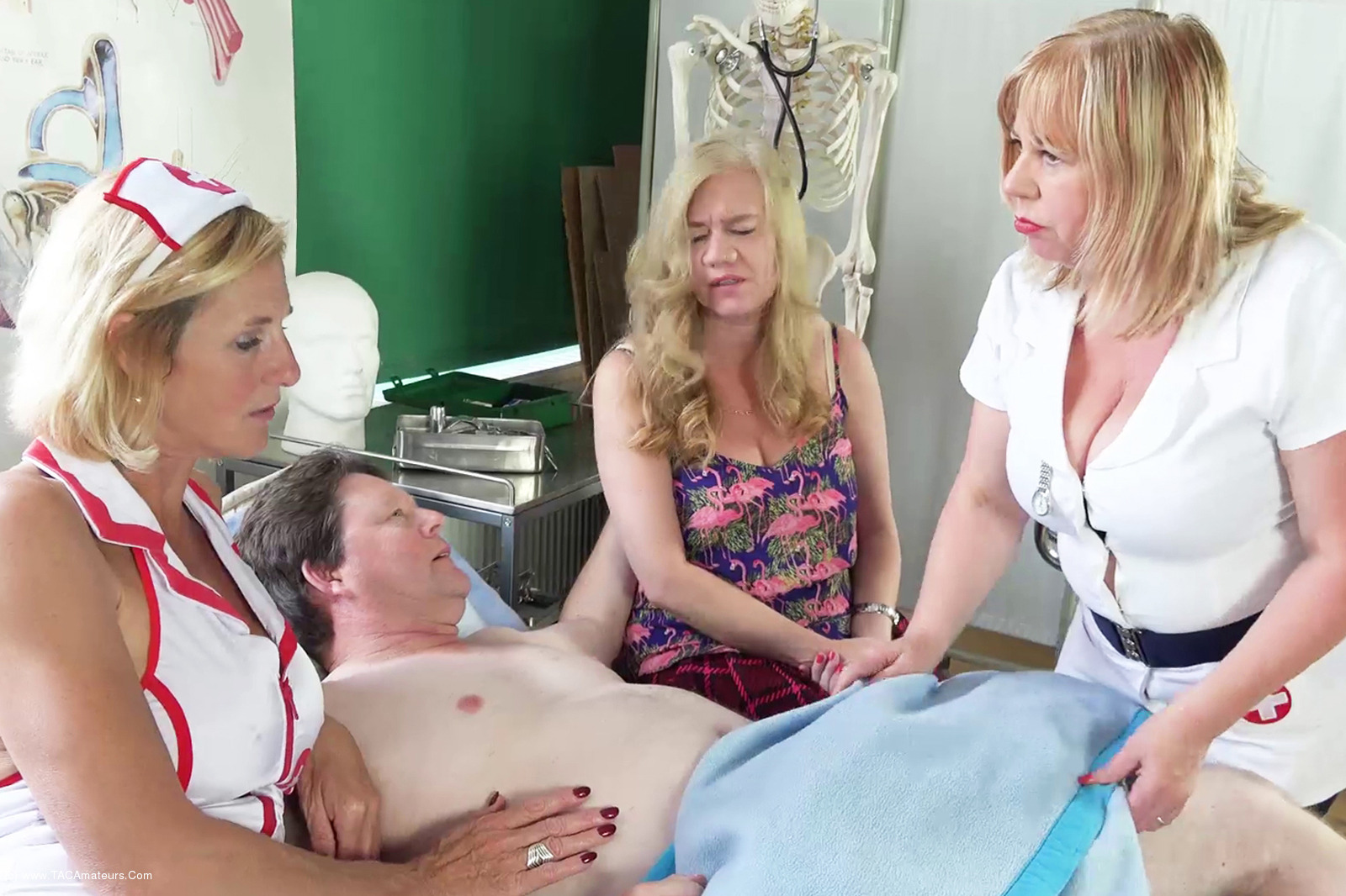 MollyMILF - The Patient Pt1 scene 0