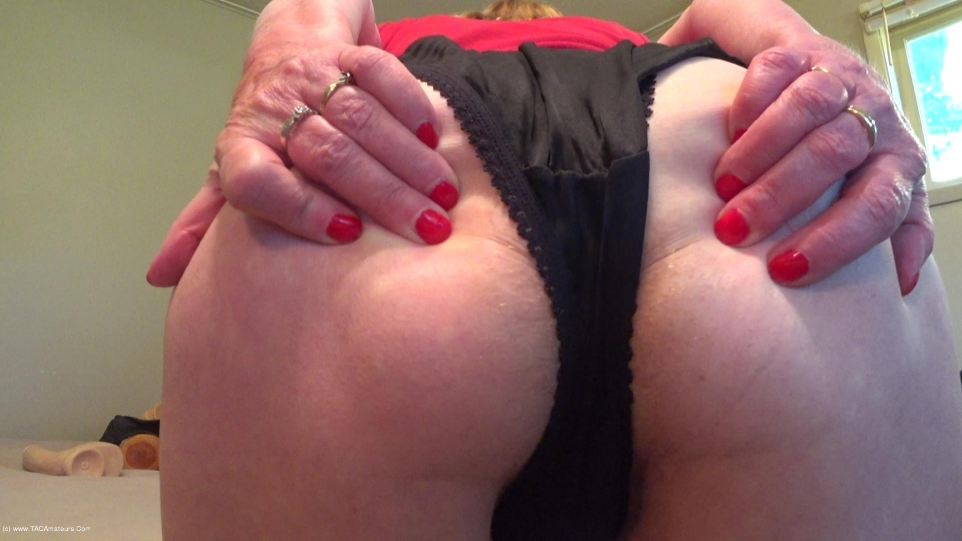CougarBabeJolee - Arse Lovers Panty Worshipping Fun scene 3