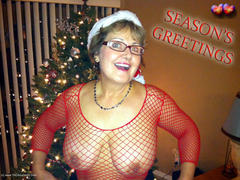 BustyBliss - Happy Holidays From Busty Clause Gallery
