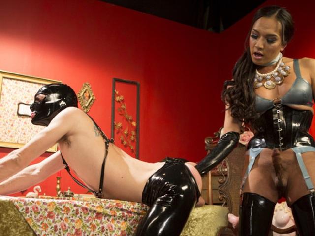 JessicaTheFox - Kinky Tea Party With Jessica Fox Pt3
