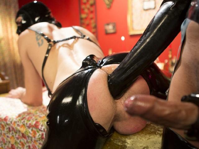 JessicaTheFox - Kinky Tea Party With Jessica Fox Pt4