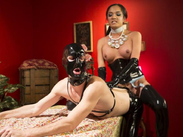 JessicaTheFox - Kinky Tea Party With Jessica Fox Pt5