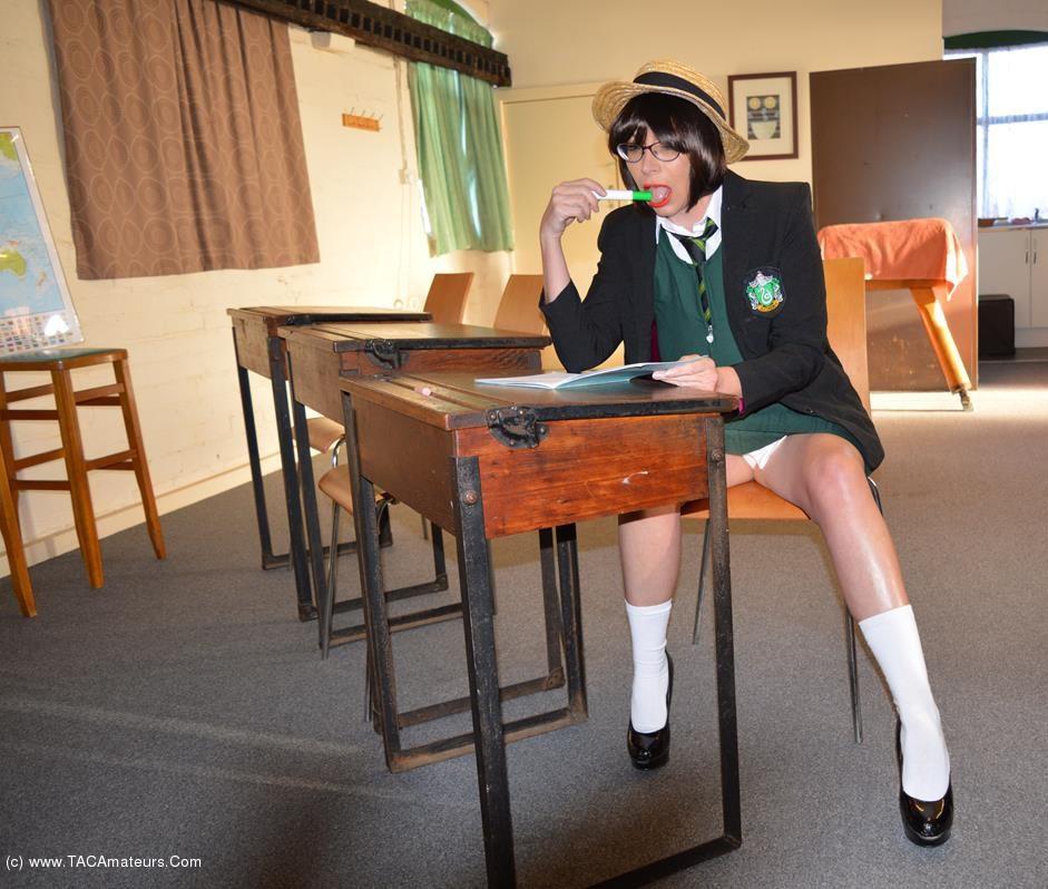 BarbySlut - Barby Gets Detention Again Pt1 scene 1